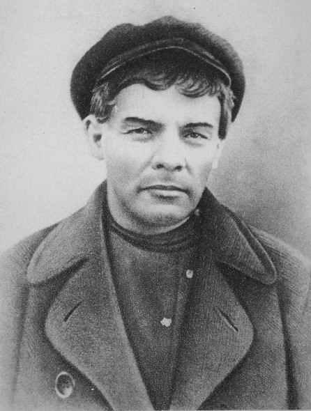 Lenin-last-underground 1917