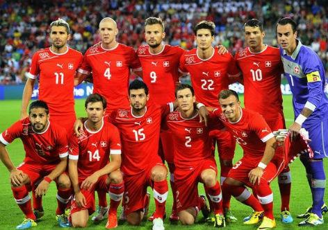 Futebol suica