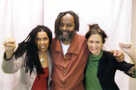 Mumia with Johana Fernandez