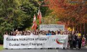 Baiona 432Deiadar euskal herri elkargoa manifestazioa