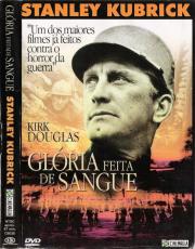 Gloria feita de sangue Capa DVD