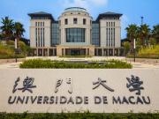 universidade de Macau biblioteca Wu Yee Sum