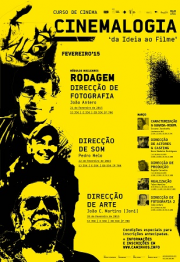 Cartaz A3 Cinemalogia fevereiro web