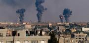 20140707 ataque israelita faixa gaza