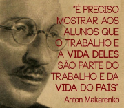 Makarenko frase educativa