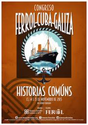 Cartel Ferrol Cuba Galiza5BA3paraFotocopiadora5D