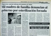 esterilizacoes forçadas
