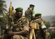 republica centro-africana tropas