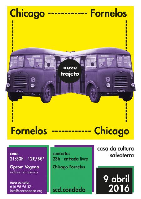 2016 04 09 Chicago Fornelos